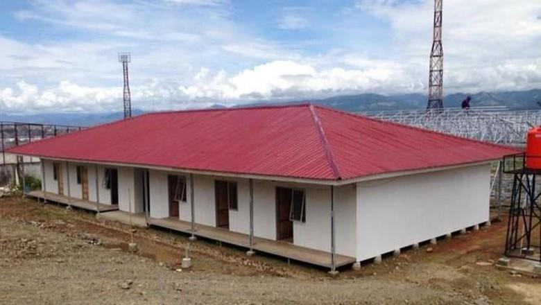 Korban Gempa Sulteng Pilih Bangun Rumah Darurat Ketimbang Huntara