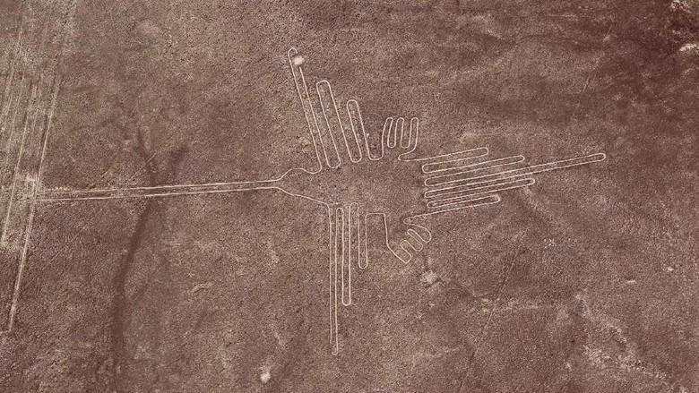 Nazca Lines di Peru (iStock)