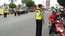 341 Bocah Pengendara Motor Ditilang Polres Cirebon