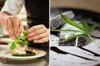 Akan Dibuka Bulan Depan, Restoran Pertama yang Sajikan Makanan dengan Ganja