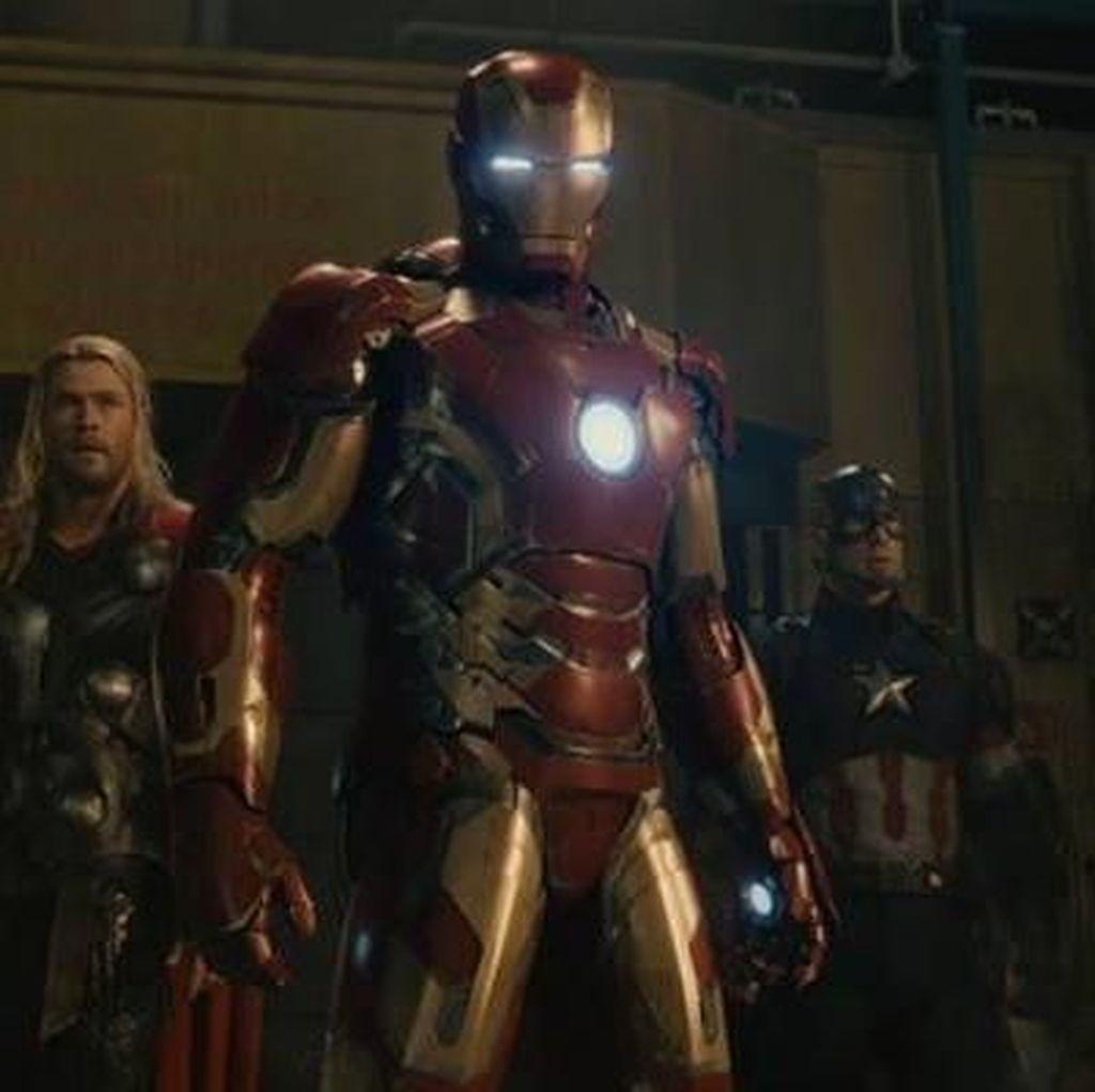 Iron Man Jadi Eksperimen Marvel Sodorkan Superhero Tanpa Superpower