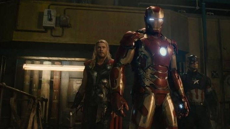 Foto: Twitter/Iron_Man