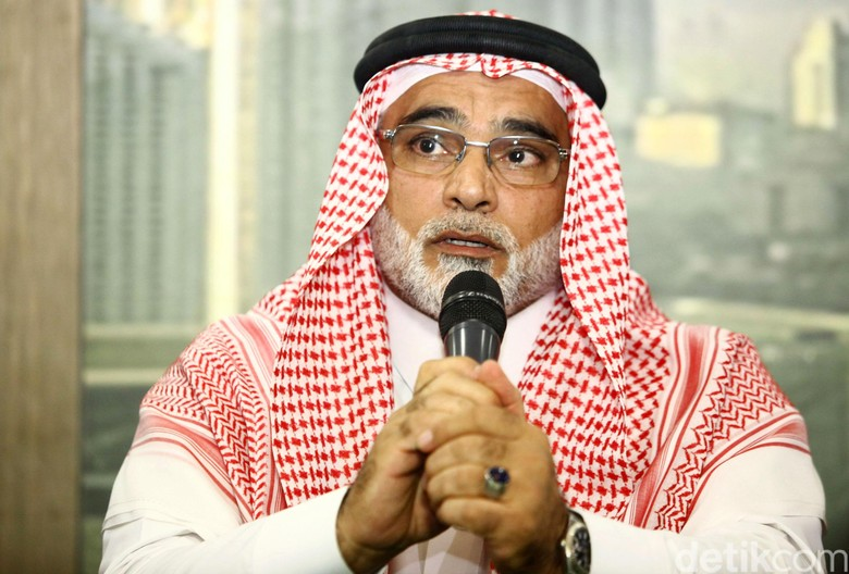 Cuitan Dubes Arab Saudi Berbuntut Pemanggilan Wadubes