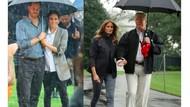 Takut Kehujanan, Donald Trump Disindir Netizen