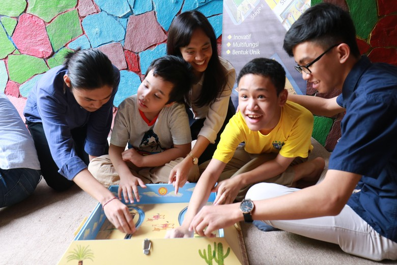 Pyratis, Permainan Baru untuk Anak Autis Bikinan Mahasiswa Surabaya