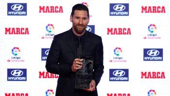 Messi Si Pemain Terbaik dan Tersubur La Liga
