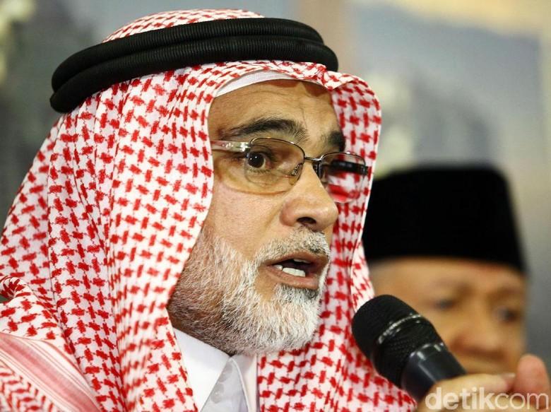 Kepada Yenny Wahid, Dubes Saudi Ngaku Ada yang Beri Info Keliru