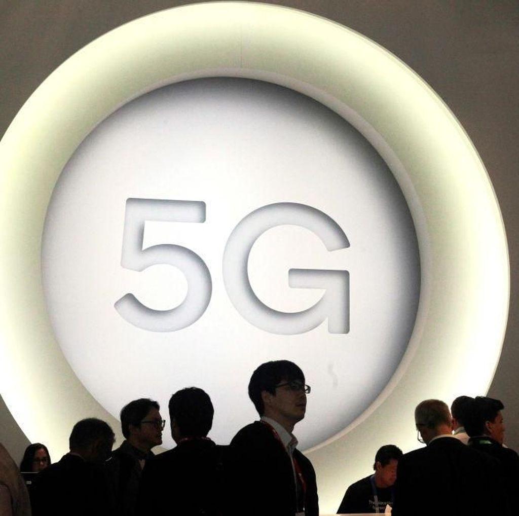 Ericsson Ingin Transisi 5G Mulus di Indonesia, Ini Caranya