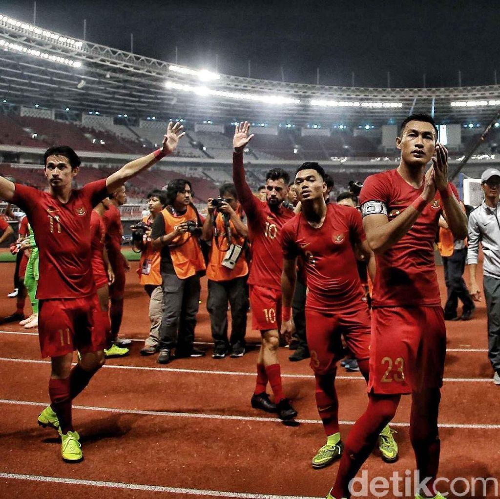 Pelatih Timor Leste: Mantap, Indonesia!