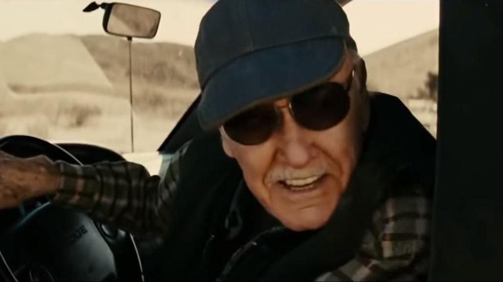 Isyarat Stan Lee Sebelum Meninggal, Tolak Jadi Pemeran Utama