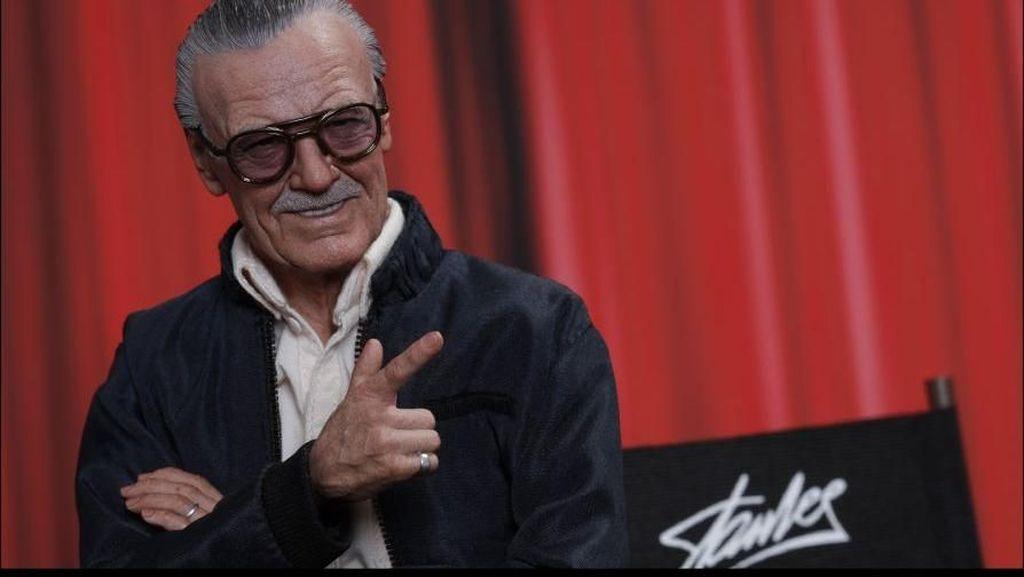 Stan Lee Dipastikan Muncul di Avengers: Endgame