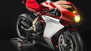 Kenang Sejarah MV Agusta dengan Motor Konsep Superveloce 800