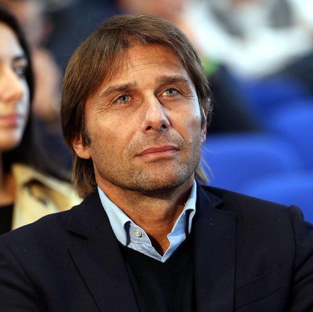 Conte Tunggu Sampai Juni untuk Comeback Melatih