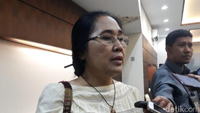 Politikus PDIP Eva Kusuma Sundari (Foto: detikcom)