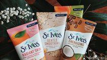 Review Produk Scrub St. Ives Terbaru, Terbuat dari Kulit Kenari