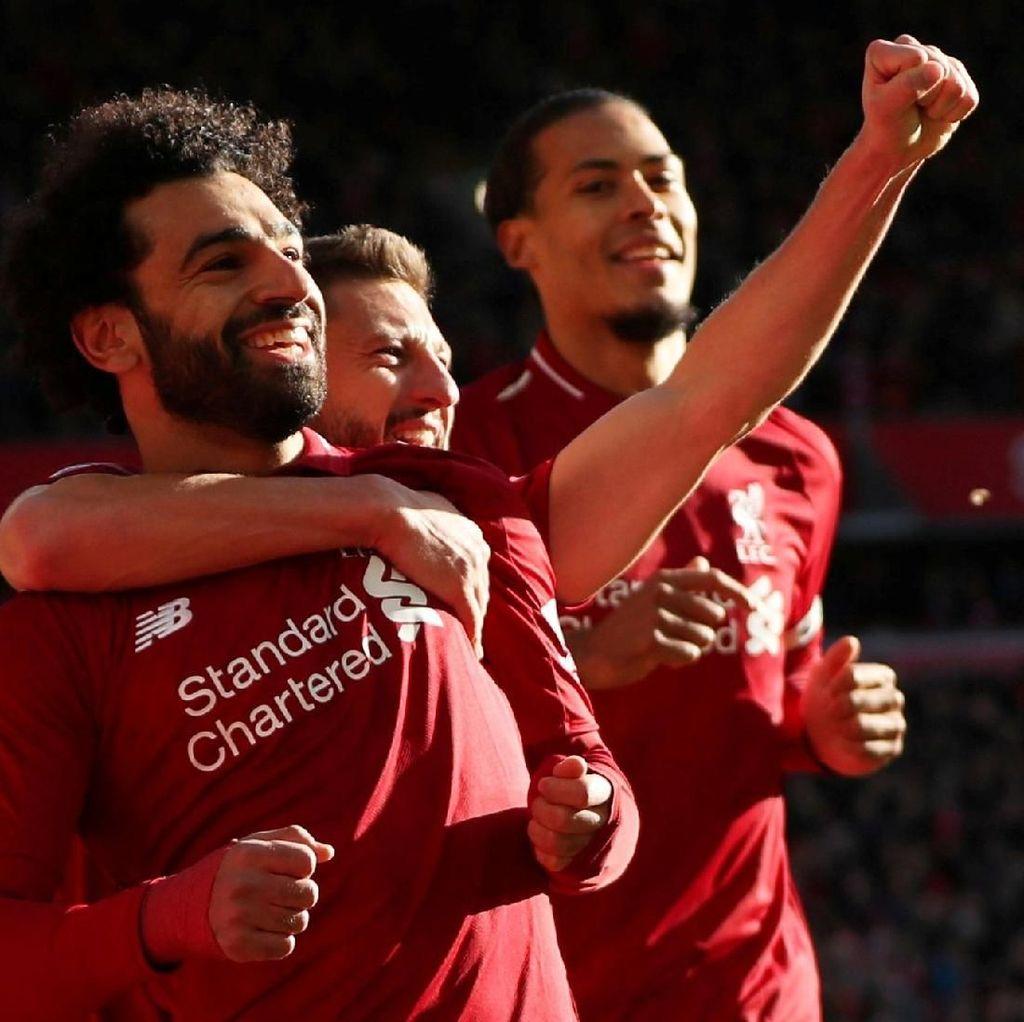 Liverpool Tak Takut MU, tapi Tetap Waspada