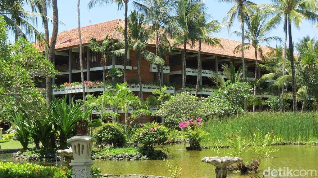 Hotel Mewah yang Ramah Lingkungan di Nusa Dua, Bali
