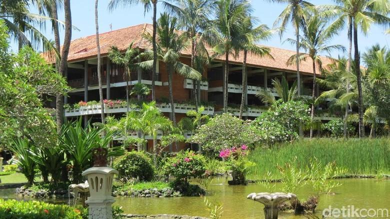 Hotel Melia di Nusa Dua, Bali (Fitraya Ramadhanny/detikTravel)