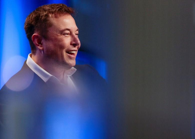 Elon Musk merupakan seorang entrepreneur yang berhasil mendirikan beberapa perusahaan, seperti Tesla, SpaceX dan PayPal. Ia berada di peringkat 40 dengan jumlah kekayaan USD 22,3 miliar (Rp 315 triliun). Foto: Kyle Grillot/Reuters