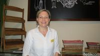 Resident Manager Melia Bali, Charlotte Fournier (Fitraya/detikTravel)