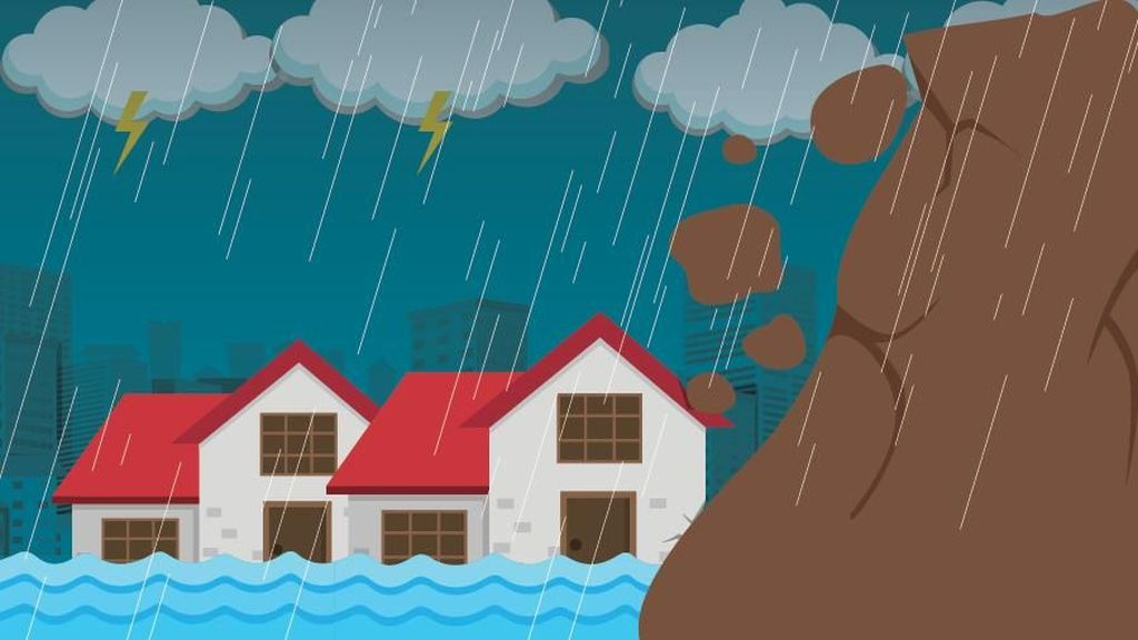 Warga Jateng, BMKG Peringatkan Potensi Banjir dan Longsor di Daerahmu