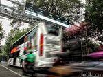 Motor Dilarang Memasuki Kawasan ERP di Jakarta