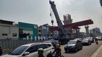 Proyek 6 ruas tol dalam kota rute Kelapa Gading-Pulo Gebang