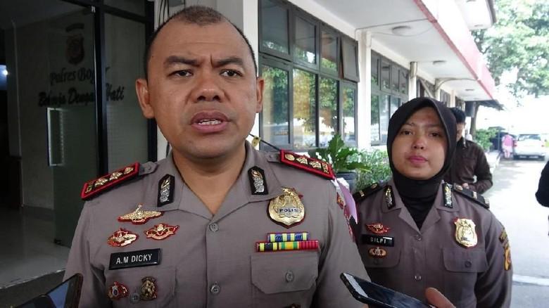 Polisi Tak Beri Izin Diskusi soal Khilafah di Masjid Az-Zikra Bogor