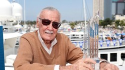 Stan Lee Meninggal, Ini Kemungkinan Penyakit yang Menyerang di Usia 95 Tahun