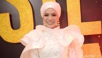 Belum lama ini Nikita sempat disinggung netizen karena memposting fotonya tanpa hijab. Pool/Noel/detikFoto.