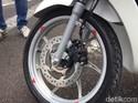 Bahaya Intai Pemotor di Jalanan, Butuh Rem ABS