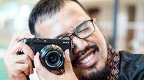 Mencuri Ilmu Travel Blogger Farchan Noor Rachman
