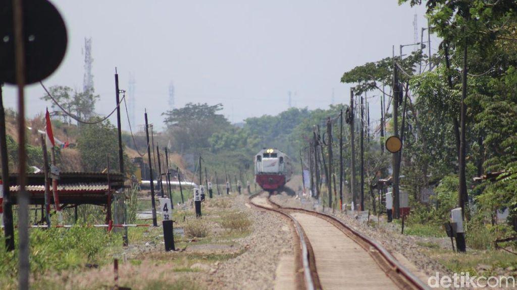 500 Lintasan Sebidang di Jalur Kereta Kencang Disulap Jadi Ini