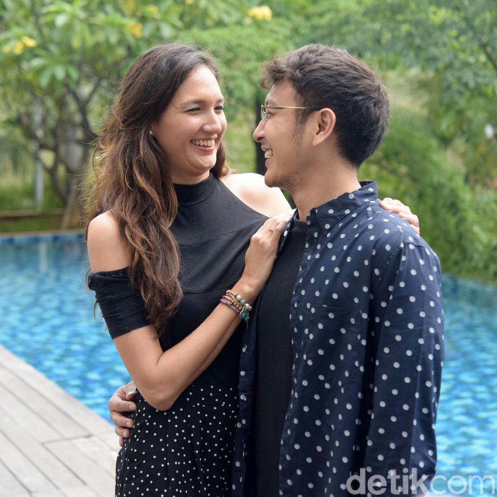 4 Kisah Cinta Dimas Anggara dan Nadine Chandrawinata Usai Menikah