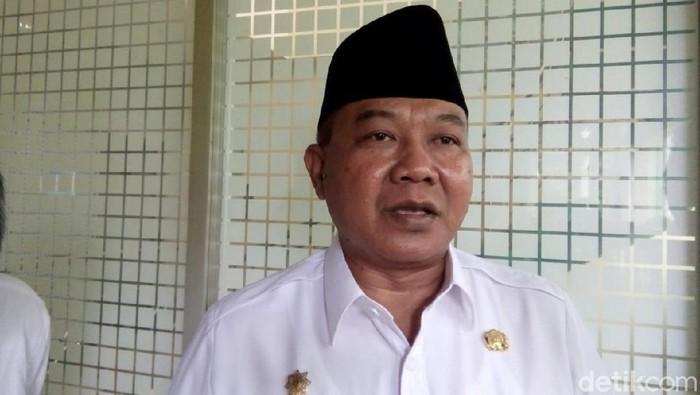 Penjabat (Pj) Wali Kota Serang Ade Ariyanto (Foto: Bahtiar/detikHealth)