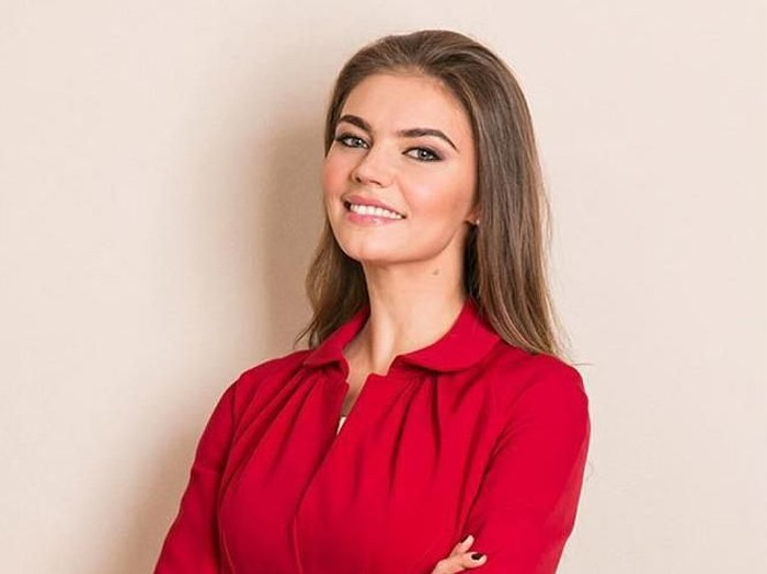Alina Kabaeva, politikus cantik