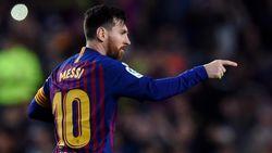 Lewati Gerd Mueller, Messi Tinggal Kejar Rekor Gol Pele