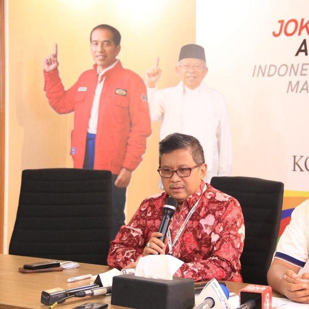 Timses: PBB Siap Konsolidasi dan Dukung Jokowi-Maruf
