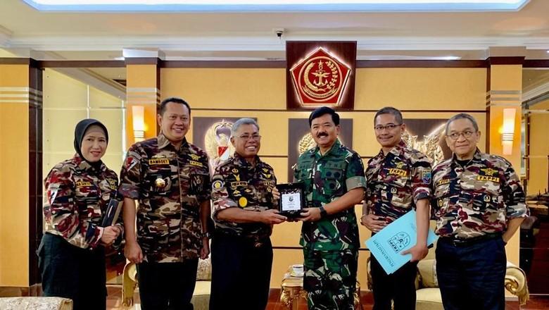 Bamsoet Undang Panglima TNI dan Kapolri HUT Ke-40 FKPPI