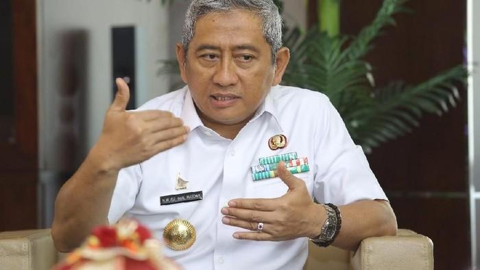Gubernur Sulawesi Barat Ali Baal Masdar (ABM)