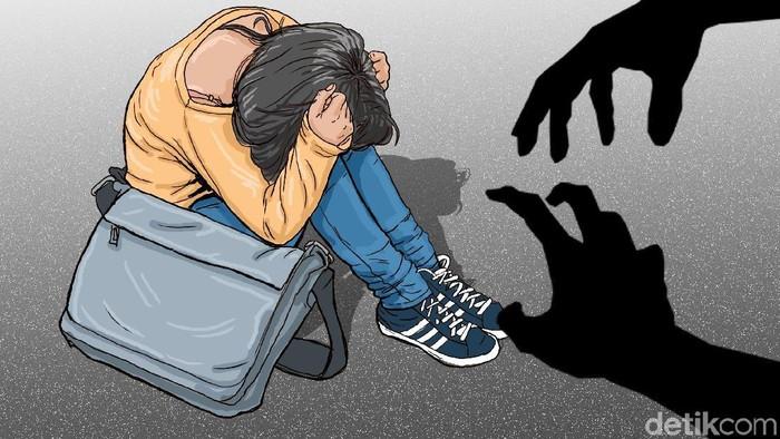 Pelecehan dan pemerkosaan pada perempuan