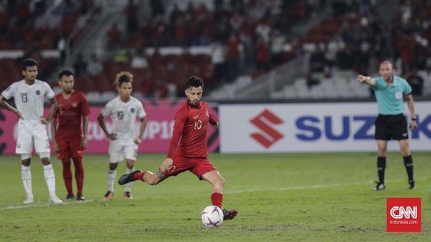 Timnas Indonesia akan menghadapi Thailand di Stadion Rajamangala.