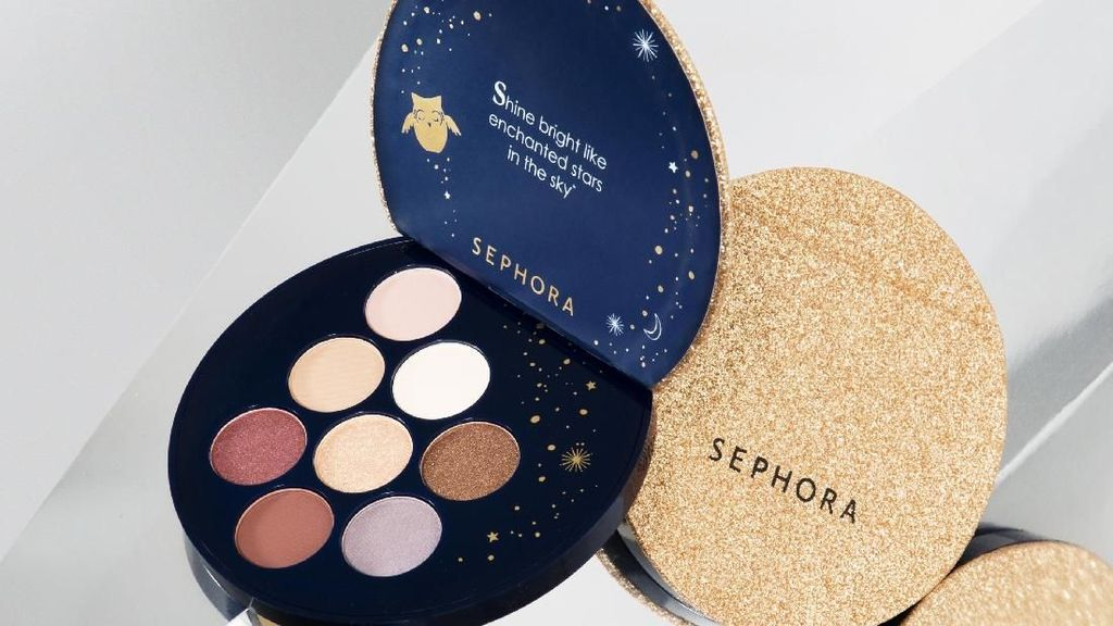 Sephora Rilis Make Up dan Body Care Spesial Natal
