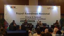 KPK Harap RPP Pengendalian Gratifikasi Segera Dirampungkan