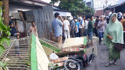 2 Orang Tewas, Insiden Tembok Pagar SD Pekanbaru Roboh Diselidiki