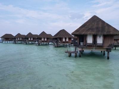 Kamar di Atas Air yang Jadi Favorit di Maldives