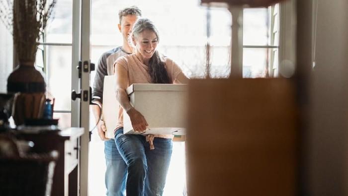 Jangan malas bersih-bersih rumah usai lebaran. (Foto: Istock)