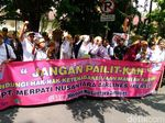 Mantan Karyawan Merpati Tuntut Perusahaan Beroperasi Kembali