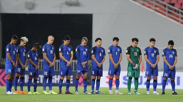 Timnas Thailand mendapat pelajaran berharga dari Uruguay.