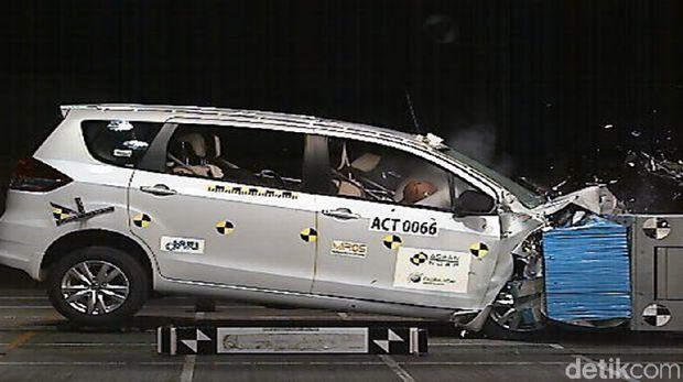 Crash Test Ertiga